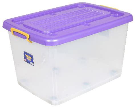 Box Plastik Penyimpanan Serbaguna Container Box Shinpo Mega Cb130 murah kredit mudah container box