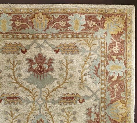 Pottery Barn Area Rug Brand New Pottery Barn Dephne Style Woolen Area Rug Carpet 9x12 Rugs Carpets