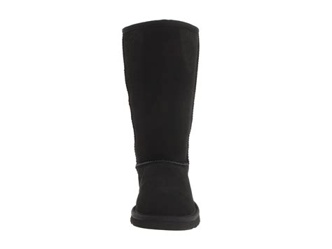 ugg kids classic tall little kidbig kid zapposcom ugg kids classic tall little kid big kid black zappos