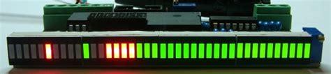 Led Vu Meter Kit jlm audio shop
