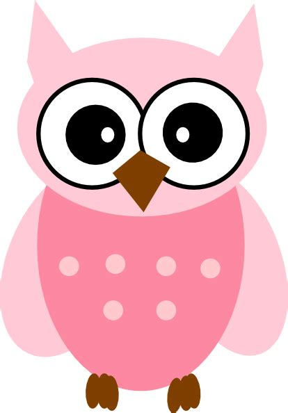 free printable cartoon owl pictures 9 best images of free printable pink owl owl baby shower