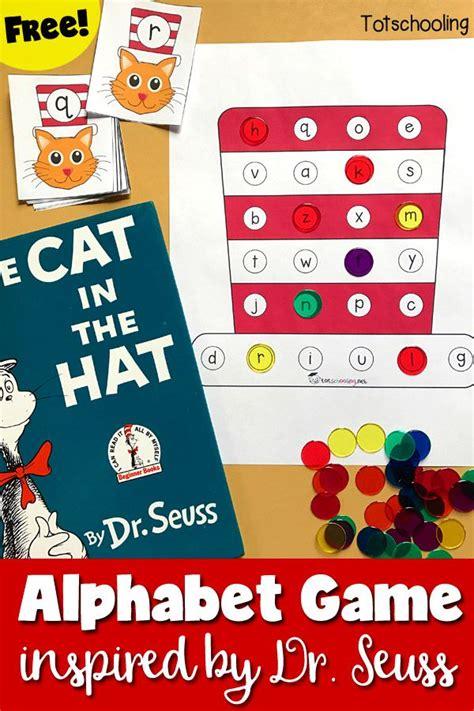 printable alphabet recognition games 17 best images about dr seuss on pinterest letter