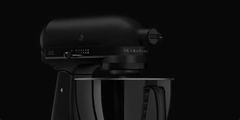 black tie stand mixer kitchenaid stand mixer black tie meankitchen com