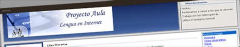 lectura y redaccin ejercicios y teora sobre lengua espaola proyecto aula lengua y literatura en internet 5lineas