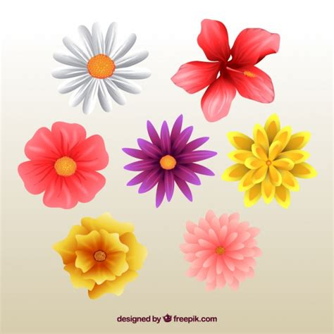 imagenes flores impresionantes flores impresionantes en estilo realista descargar