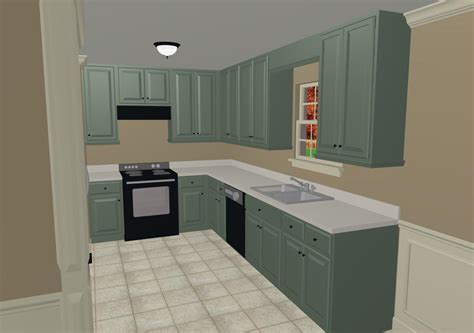 Color Ideas For Painting Kitchen Cabinets by What Color To Paint Kitchen Cabinets Interior Decorating