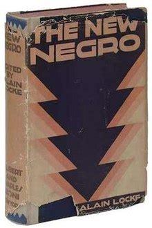 the new negro the of alain locke books the new negro an interpretation