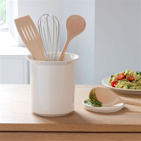 kitchen utensil holder ideas utensil holder and spoon rest set by ralli design