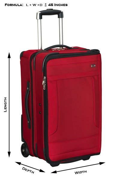 united airlines luggage size requirements girlshopes