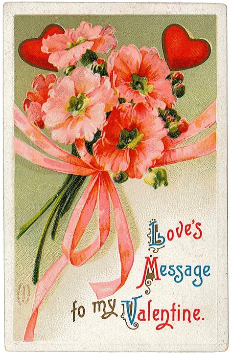 valentines postcards vintage cards vintage everyday