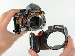 Nikon D5100 Lensa Fix Pentax Manual For Nikon Tanpa Adapter nikon d5100 teardown 171 ifixit