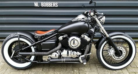 Motorrad Yamaha Dragstar 650 by Bobber Yamaha Dragstar 650 Bike Ideas Pinterest