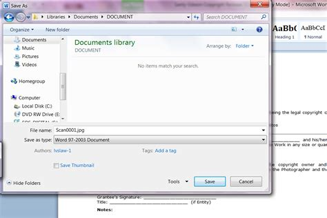 How To Email A Document