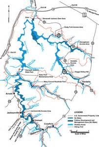 map of lake jackson stonewall jackson lake maplets