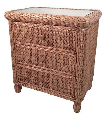 Seagrass Chest 3 Drawer Miramar Drawers Chang E 3 And Seagrass Bedroom Furniture