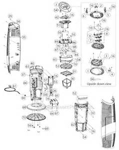 oreck airtb parts list and diagram ereplacementparts