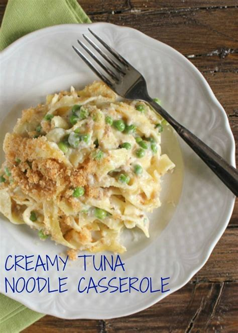 tuna vegetable casserole recipe healthy