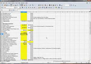 dave ramsey budget spreadsheet excel free dave ramsey