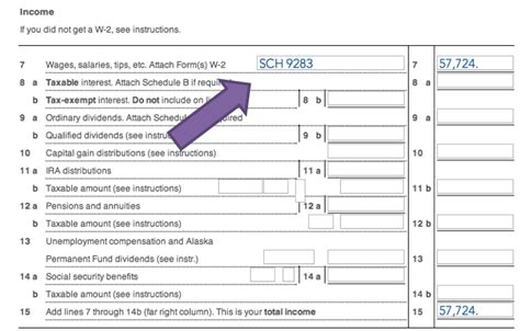 w2 section 14 how to enter 1099 misc fellowship income into turbotax