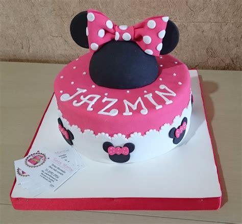 decoracion de tortas con crema de minnie tortas decoradas de minnie imagui