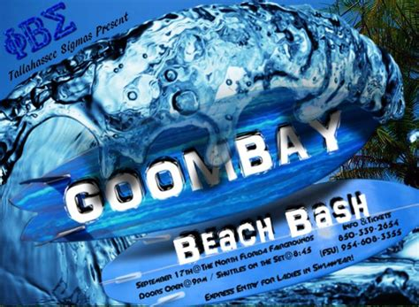 celebrity juice tickets price tickets for goombay beach bash 2k11 in tallahassee from