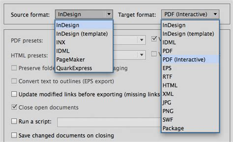 layout zone script indesign creating a batch of pdfs with a script indesignsecrets