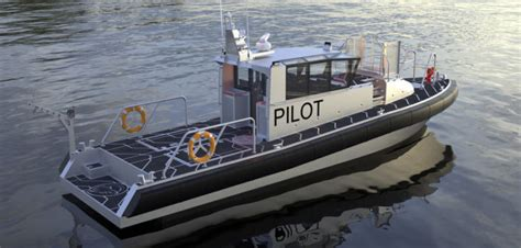 metal shark boats news metal shark announces new pilot boat contracts workboat