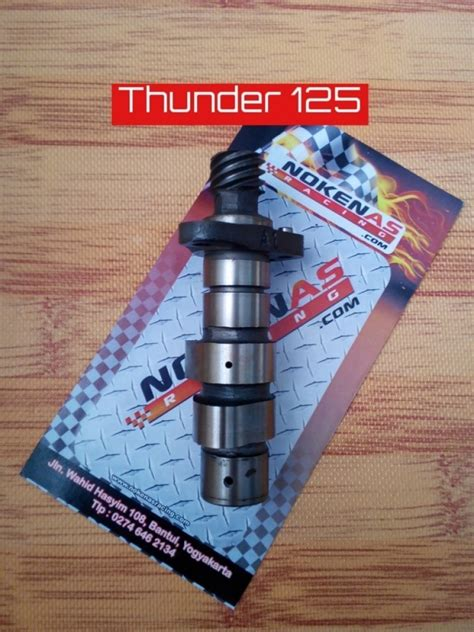 Noken As Mentah Mio By Risemotor jasa copy dan racing noken as suzuki thunder 125 racing harian