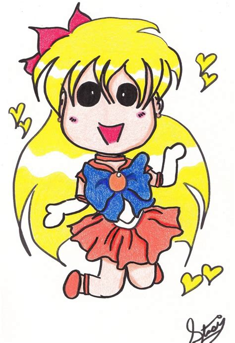 Kawaii Venus kawaii sailor venus by kyrieglows89 on deviantart