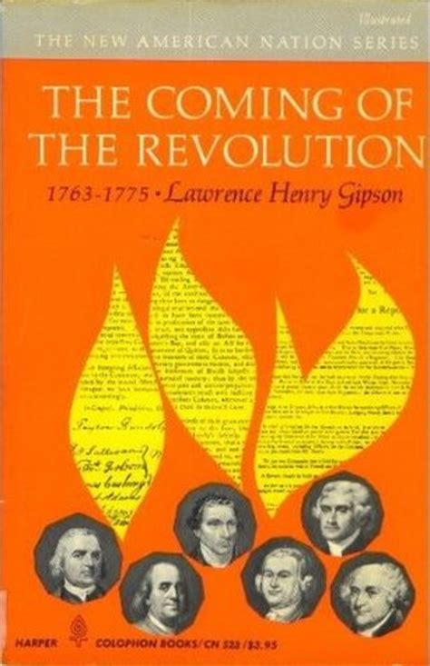 the coming revolution inside of mormonism books the coming of the revolution 1763 1775 by henry
