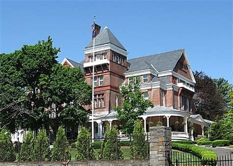 Executive Mba Nyc Area by Ny Governor Mansion Green Jpg