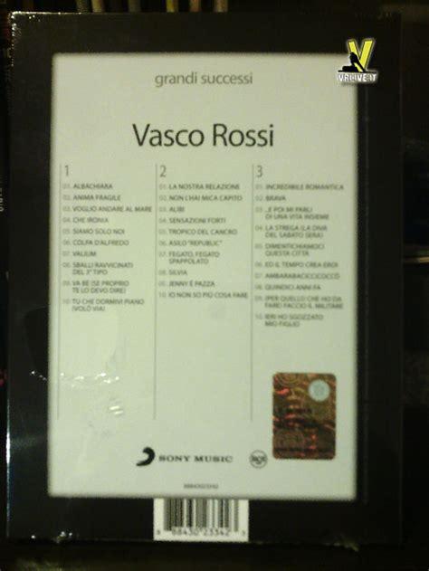 cd vasco 2014 vrlive it cofanetti compact disc