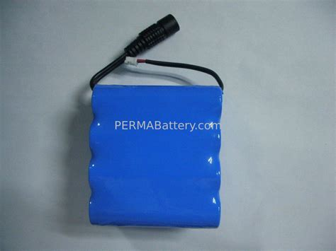 Quality 18650 Brand Mr Henry 3 7v Baterai The Energy top quality li ion 18650 1s4p 3 7v 13 6ah battery pack with pcm and 2 connectors for gps