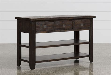 living spaces sofa table palmer sofa table living spaces