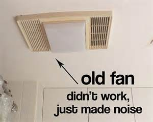 How To Properly Vent A Bathroom My Bathroom Exhaust Fan Didn T Work And I Find Out Why