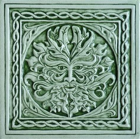 Handmade Decorative Tiles - decorative handmade ceramic tile green ceramic tile