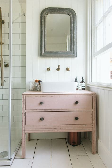 shabby chic bathroom ideas  designs
