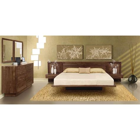 Headboard Platform Bed by Copeland Moduluxe Platform Bed