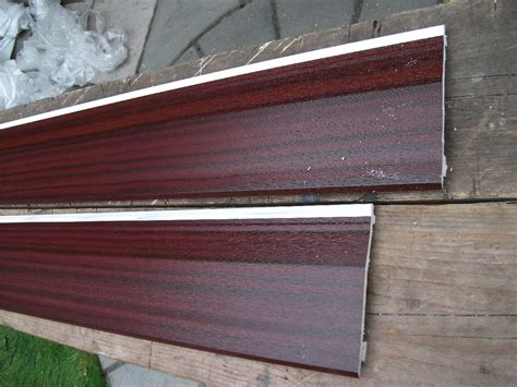 Upvc Shiplap Cladding Brown by Our Guide Plastic Upvc Cladding Boards