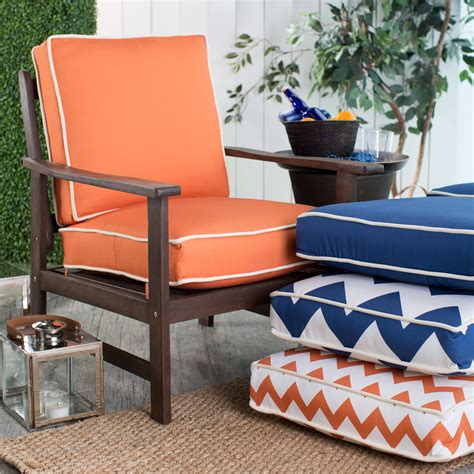 Coral Coast Valencia 24 x 22.5 in. Hinged Deep Seating
