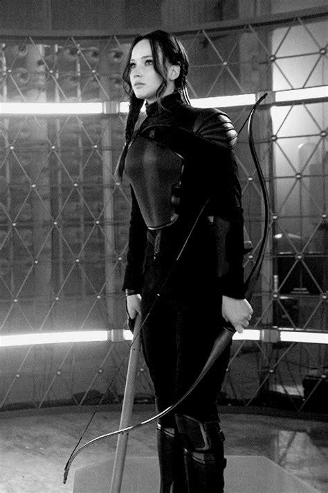 Katniss Everdeem // Mockingjay // Jennifer Lawrence | The