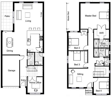 get floor plans of house 5 bedroom 2 storey house plans nz tags floor plans 5