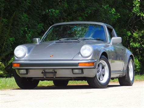 Porsche 911 Targa 1988 by 1988 Porsche 911 Targa For Sale