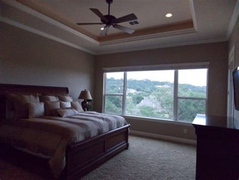 tray ceiling recessed lighting fan ceiling design