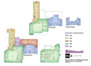 middle school floor plans info materials sfsd facilities planning