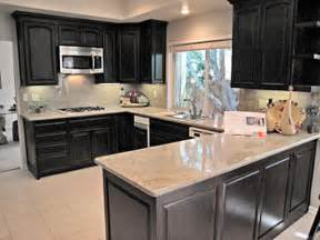 kitchen updates ideas oak cabinets with granite countertops