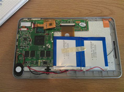 Tablet Cross S3 what the inside of an 88 android tablet looks like 183 cross