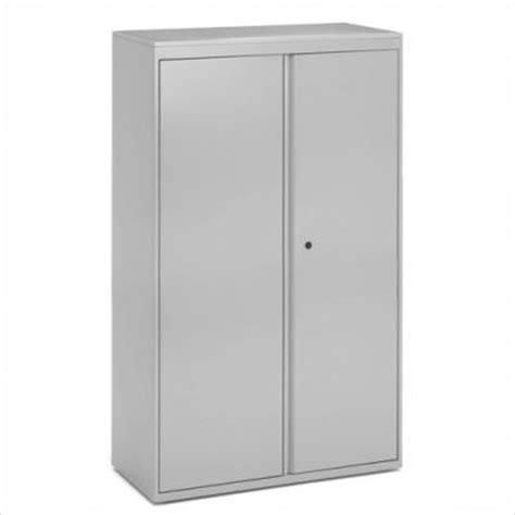 Metal Storage Cabinet With Doors 2 Door Metal Cabinet Home Furniture Design
