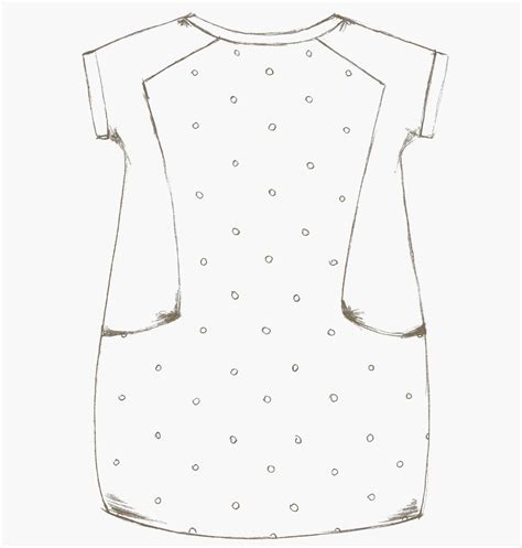 t shirt paper pattern the nore dress and t shirt sewing pattern compagnie m