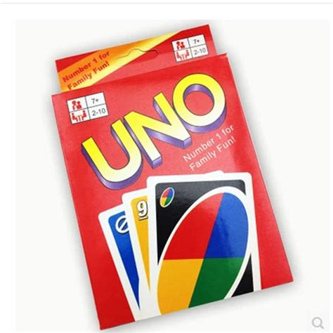 Uno Gift Card - popular uno card game buy cheap uno card game lots from china uno card game suppliers